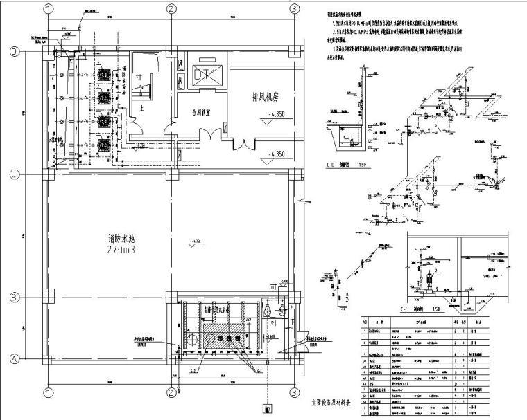 安徽施工图设计资料下载-[安徽]某城市质监局建筑施工图设计图
