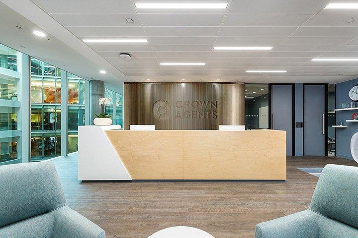英国CrownAgents总部办公中心-1