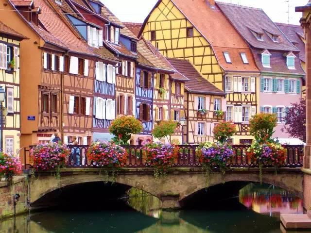 """四个最美的法国小镇,我愿在此""""终了余生""""..._22"""