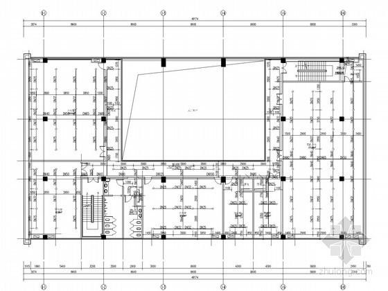 [安徽]客运中心站及配套公交枢纽站给排水施工图(甲级设计院 15年最新设计)