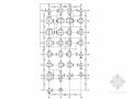 [安徽]地上二層框架結構醫院綜合辦公樓結構施工圖