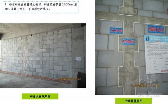 [四川]安置房建设项目施工质量标准化图册(125页 附图丰富)