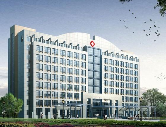 [重庆]医院环境改造工程量清单控制价(含施工图纸)