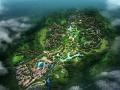 [山东]多种混合风格高品质生态休闲度假村建筑设计方案文本
