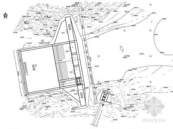 [云南]径流引水式电站大坝工程施工图