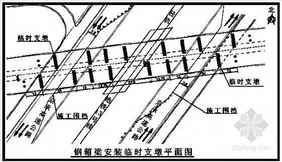 [北京]双向六车道城市道路施工组织设计(设标)