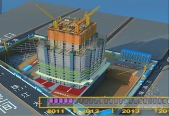 建筑工程BIM+在超高层总承包施工管理中的应用总结