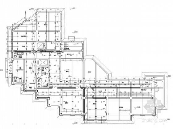老年人公寓楼资料下载-[辽宁]10层老年公寓楼给排水消防施工图