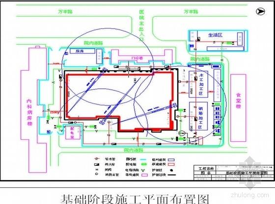 北京某医院综合楼主体结构施工组织设计(鲁班奖 框架剪力墙结构)