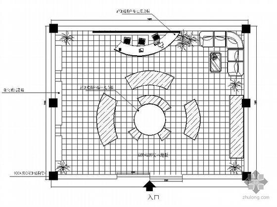 手机展厅设计图