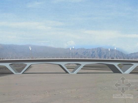 3×16米钢筋混凝土空心板桥施工图全套32张