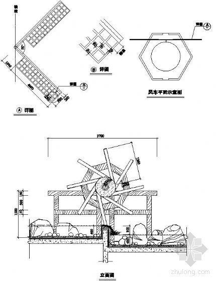 风车设计施工图