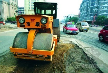 [湖南]城市主干道改造工程实施性施工组织设计