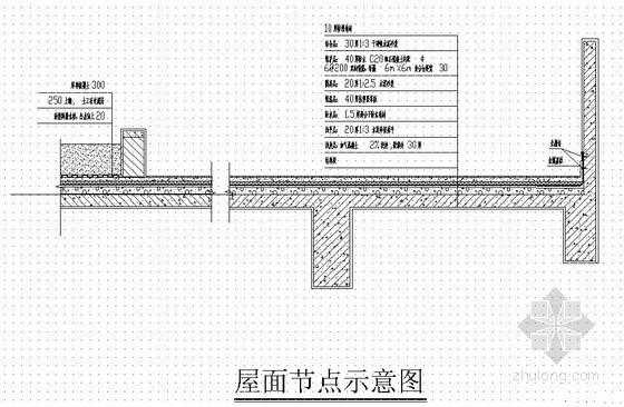 [上海]屋面工程专项施工方案(挤塑聚苯板 高分子防水卷材)