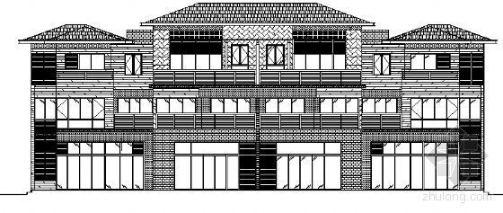 丹堤C区23、24号楼建筑施工图