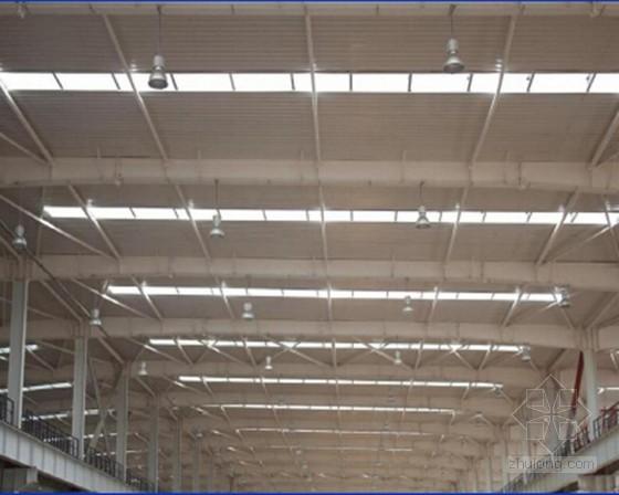 [QC成果]新型厂房超高灯具支架的研究与实践