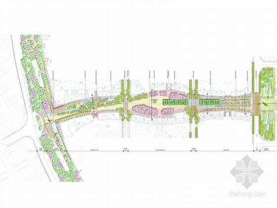 [上海]新海派之法式现代街道设计方案