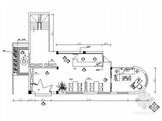 [福州]国际大赛作品混搭养生馆装修施工图(含实景)