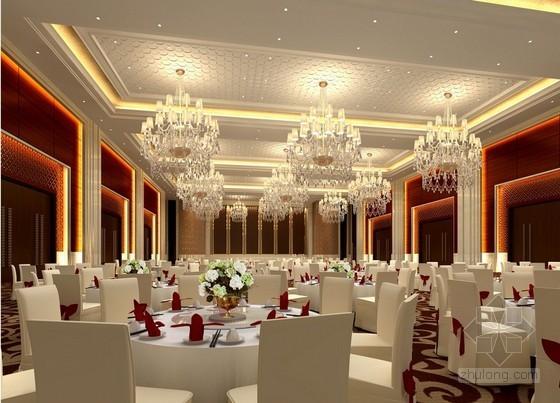 [重庆]酒店大厅装饰工程预算书