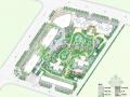 [武汉]商住两用小区景观方案设计文本(含屋顶花园设计)