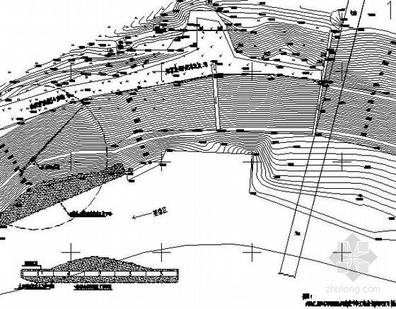 [重庆]水电站大坝护坡改造施工组织设计(除险加固)