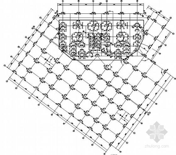 23层现浇框架剪力墙住宅结构施工图