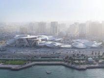 让·努维尔新作|沙漠玫瑰:卡塔尔国