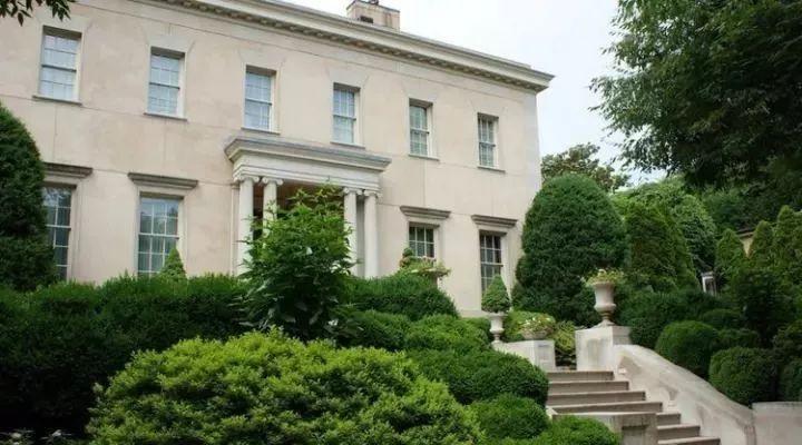 打造一个新古典主义风格庭院,让院子浪漫起来