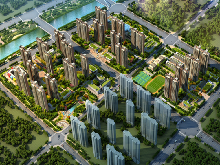 [郑州]棚户区改造项目施工组织设计(121页)
