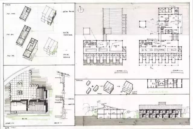 建筑快题—什么样的快题才是优秀的快题?