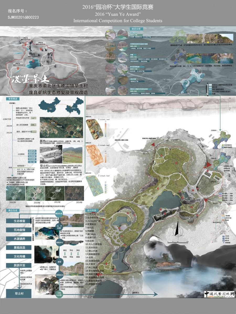 景观竞赛全攻略(文末:大量建筑&景观竞赛图纸素材)_11