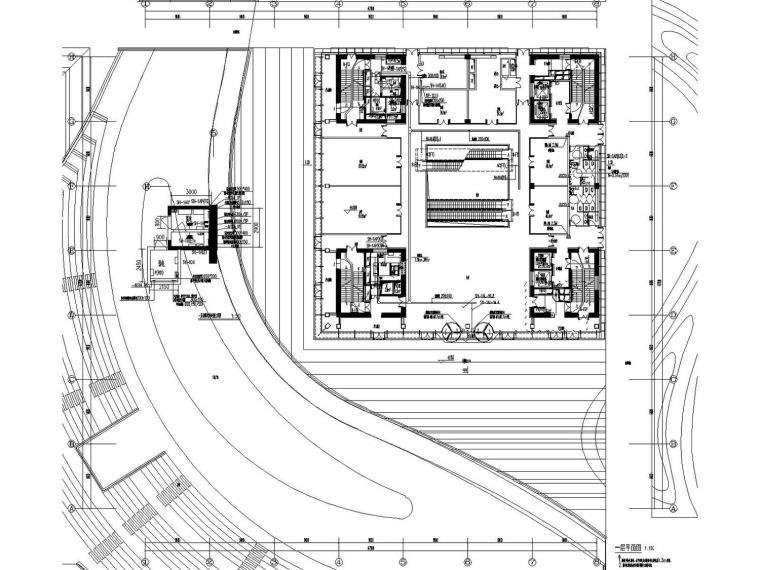 [江苏]文化广场商业大楼电气施工图(含光伏太阳能发电系统)最新