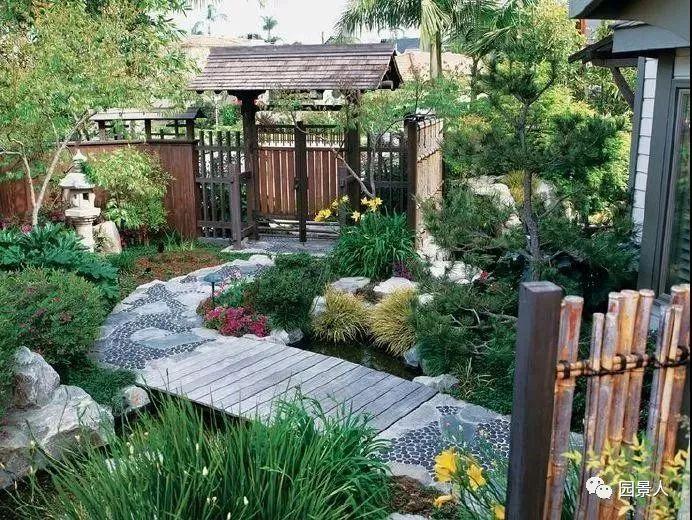 一波令人着迷的庭院设计...