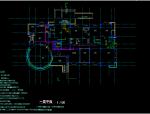 别墅阁楼设计方案施工图