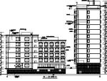高层金沙江大酒楼建筑图
