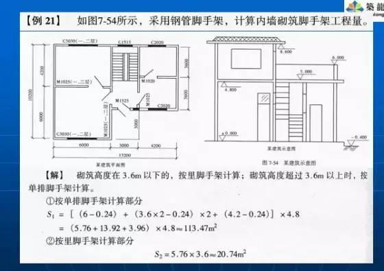 超全脚手架计算规则及计算实例_2