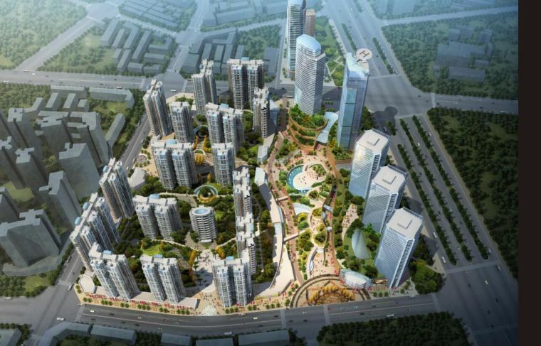 [四川]川开现代风格住宅区项目方案文本(包含JPG+55页)