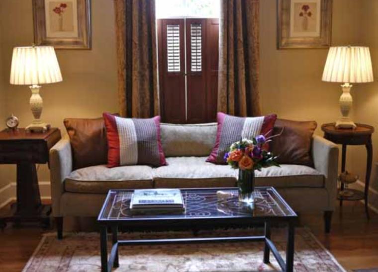 美式混搭设计浪漫温馨别墅实景图