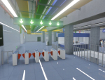 地铁车站BIM技术资料免费下载