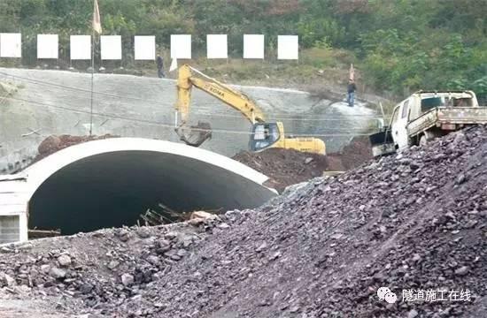 隧道明洞回填施工工艺_5