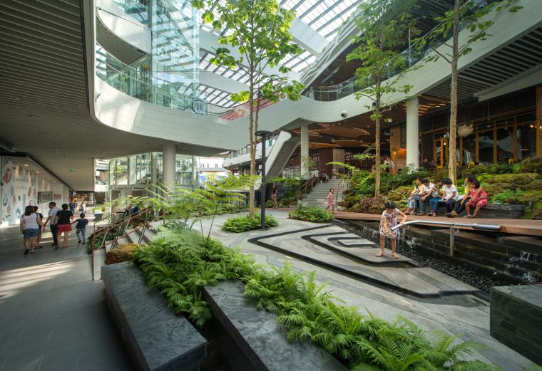泰国Megabangna山谷购物中心实景图 (21)