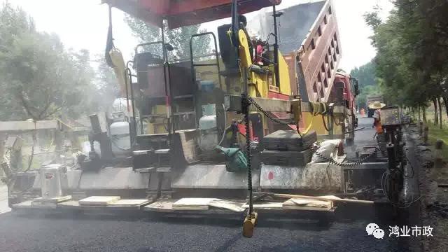 市政道路开工至完工要做的所有检测项目_7