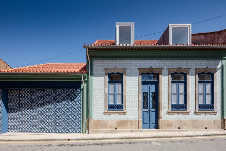葡萄牙奥瓦尔住宅-13