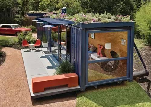 全球10款最具创意的集装箱建筑设计