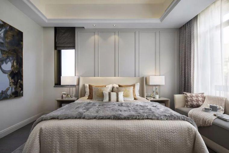 240㎡珍稀优雅豪宅软装设计,创造引领新都市的优质生活空间!_16