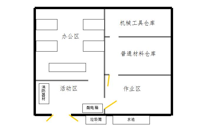 视频监控系统安拆施工方案(82页,图表详细)