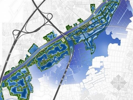 [苏州]国家生态湿地公园景观设计方案