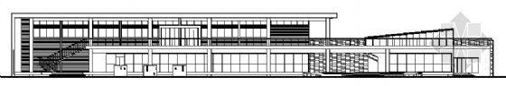 小超市建筑施工图