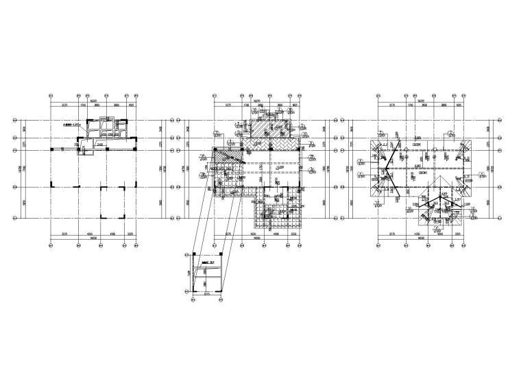 [四川]丽思卡尔顿酒店结构施工图(框剪/框剪结构)