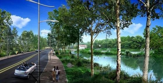 [山东]景观环境道路工程监理实施细则(包含路基工程 路面工程)